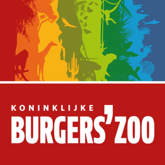 Dagje uit - Burgers Zoo Logo
