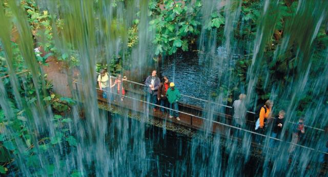 Dagje uit - Burgers Zoo 2